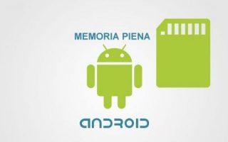 Come gestire memoria Android
