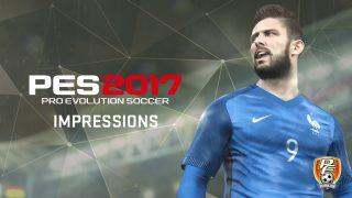 Pes 2017 Demo Uscita PS4
