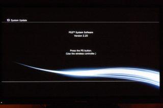 Aggiornamento Play Station 3 versione 4.80