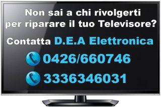 Riparazione Tv Porto Viro