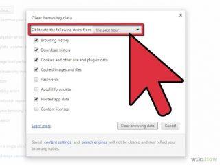 Come eliminare tracce di navigazione su internet