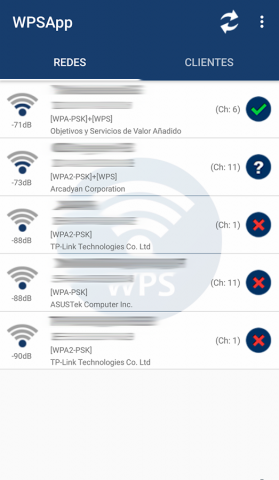 verifica sicurezza rete wifi