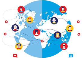 Classifica Social Network 2016