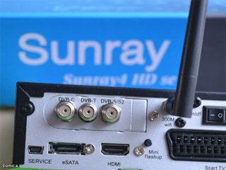 SunRay SR4 Sim A8P Image