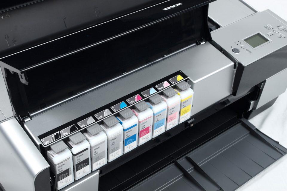 Come pulire le cartucce della stampante