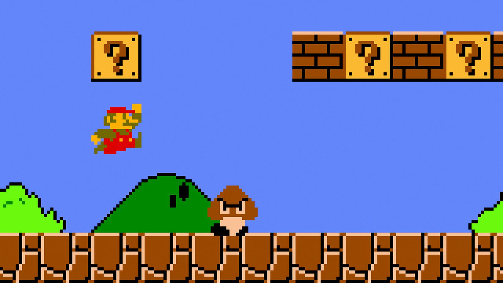 Super Mario Bros sul cellulare Scarica gratis
