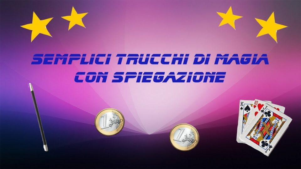 Come fare trucchi con le carte