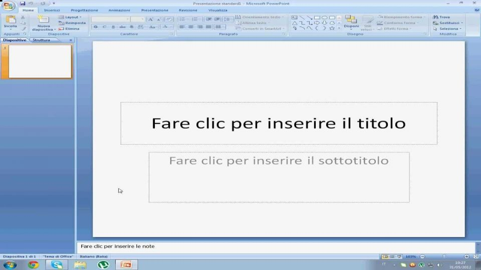 Come convertire PowerPoint in Pdf