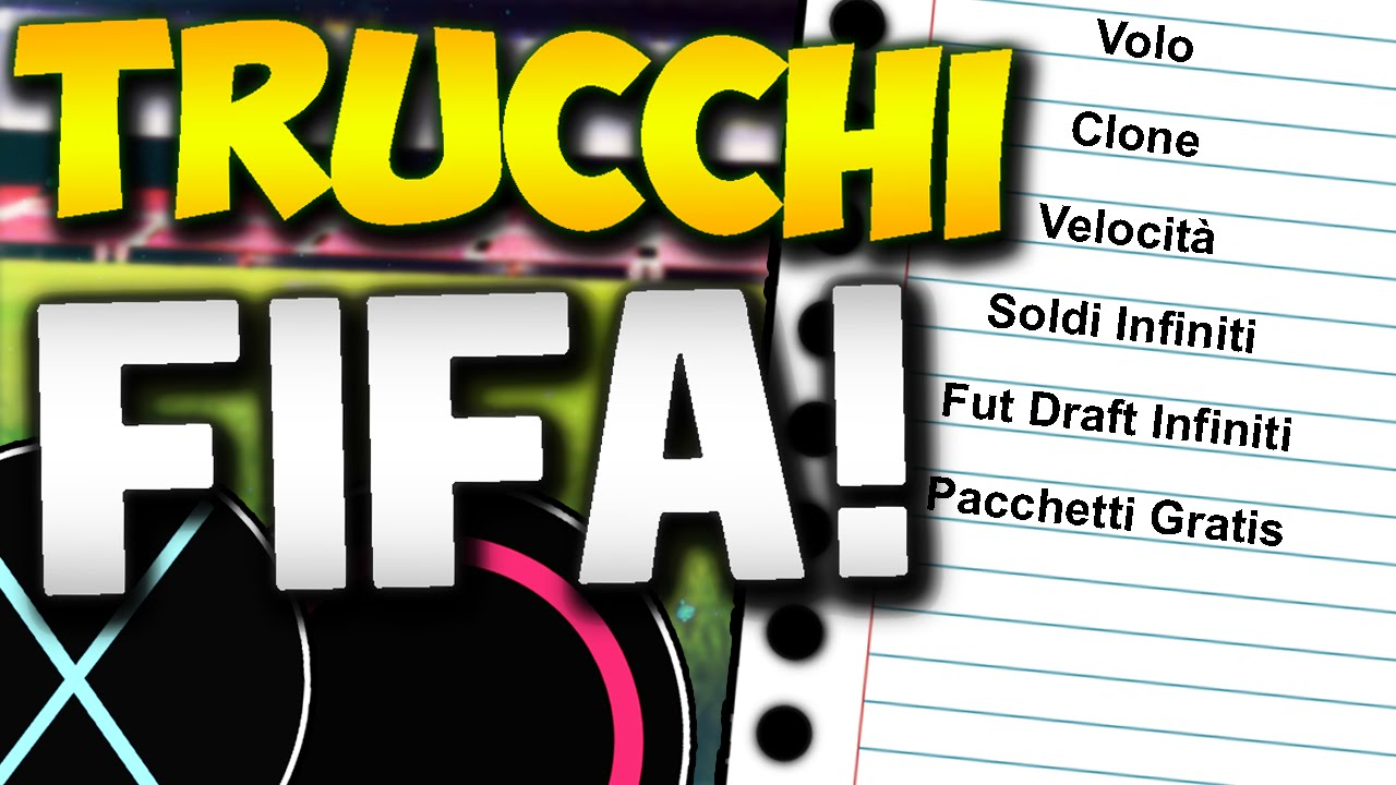 Fifa 17 Trucchi Carriera