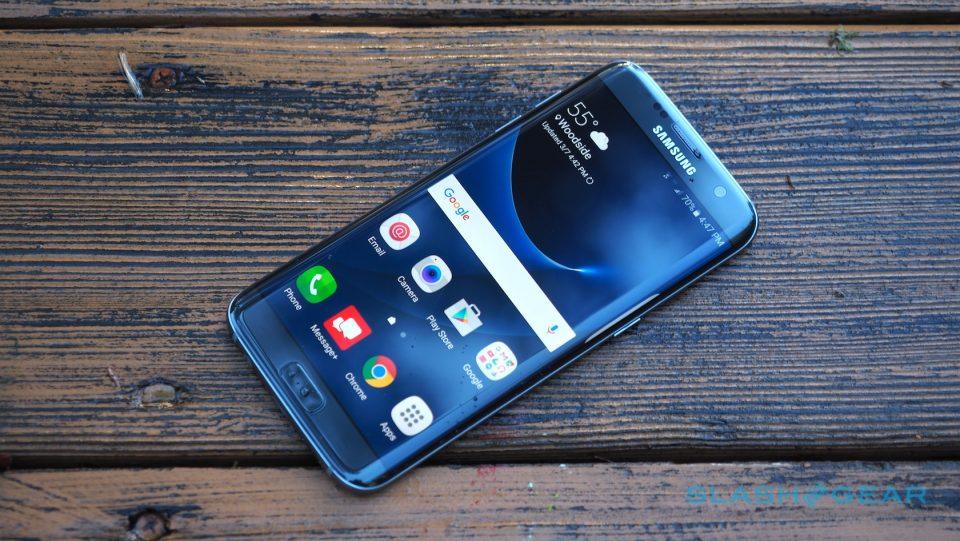 Samsung Galaxy S7 Trucchi