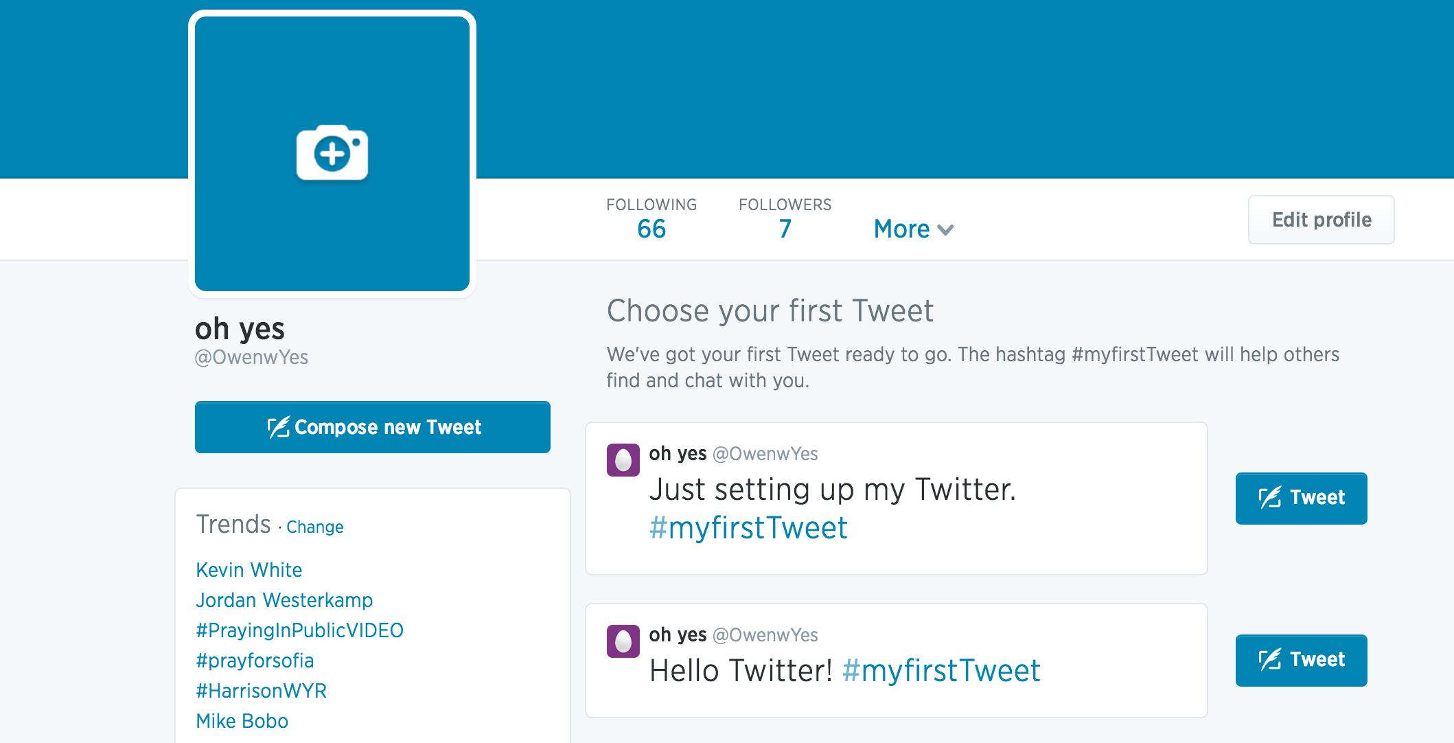 Come eliminare Account Twitter da cellulare