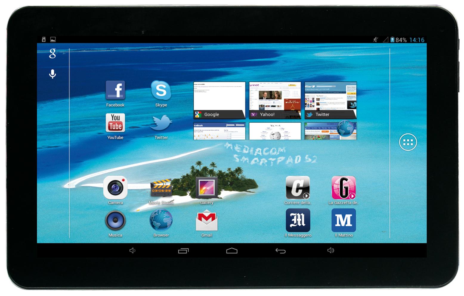 Come sbloccare Tablet Mediacom
