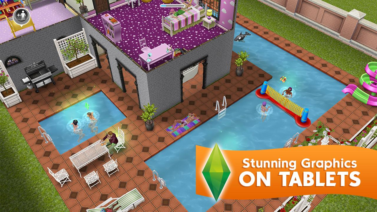 Come giocare a The Sims Freeplay