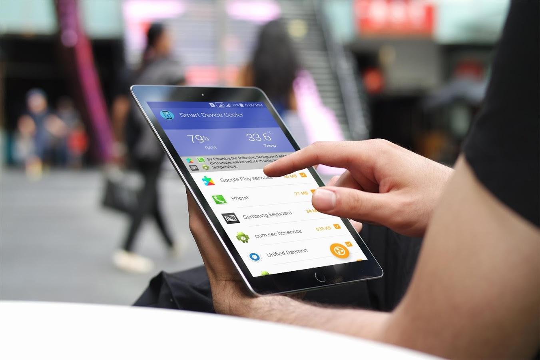App per raffreddare Smartphone