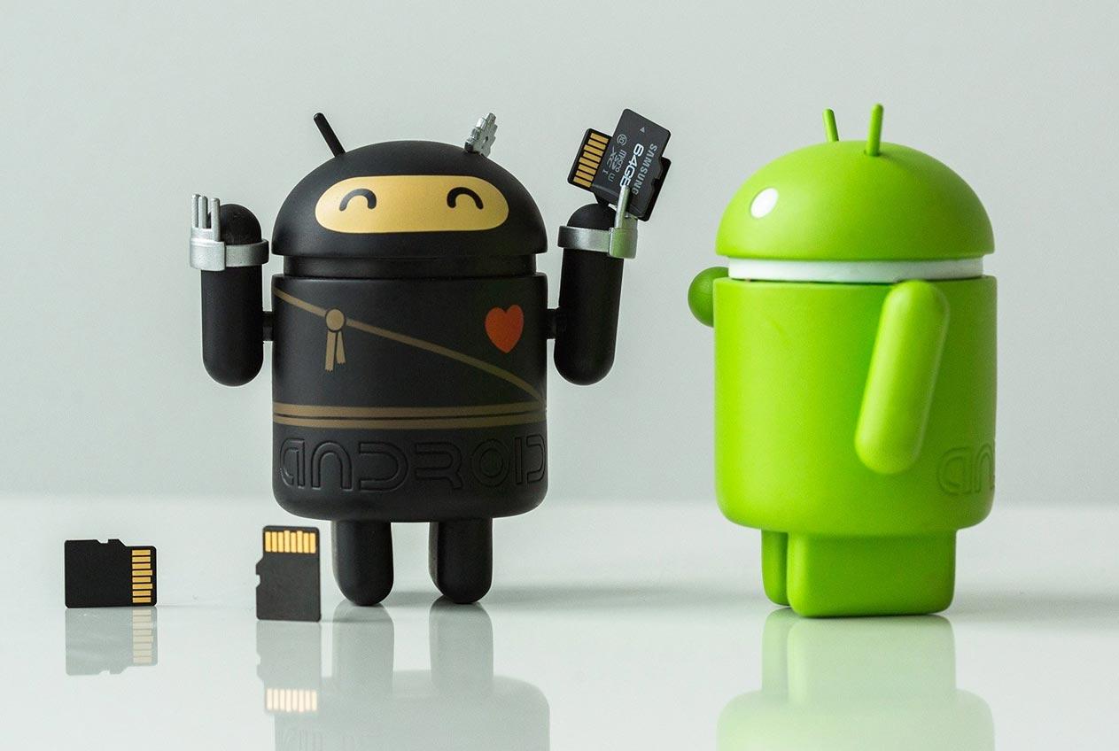 Liberare memoria Samsung