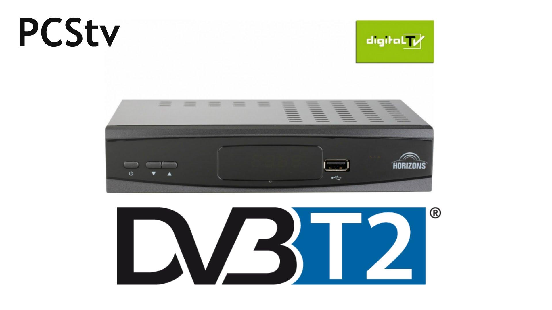 Digitale Terrestre Dvb T2