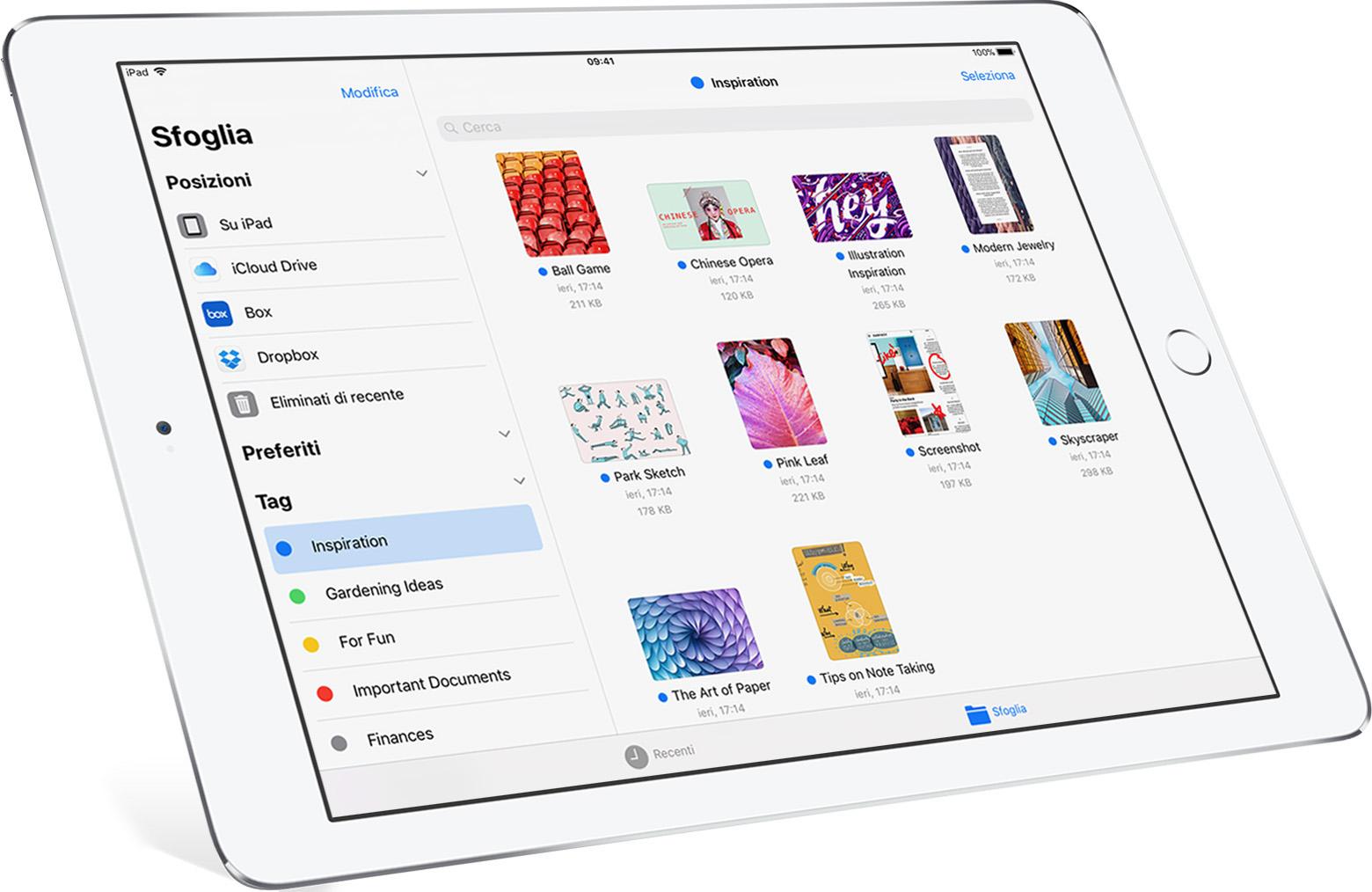 App per aprire file zip su Ipad