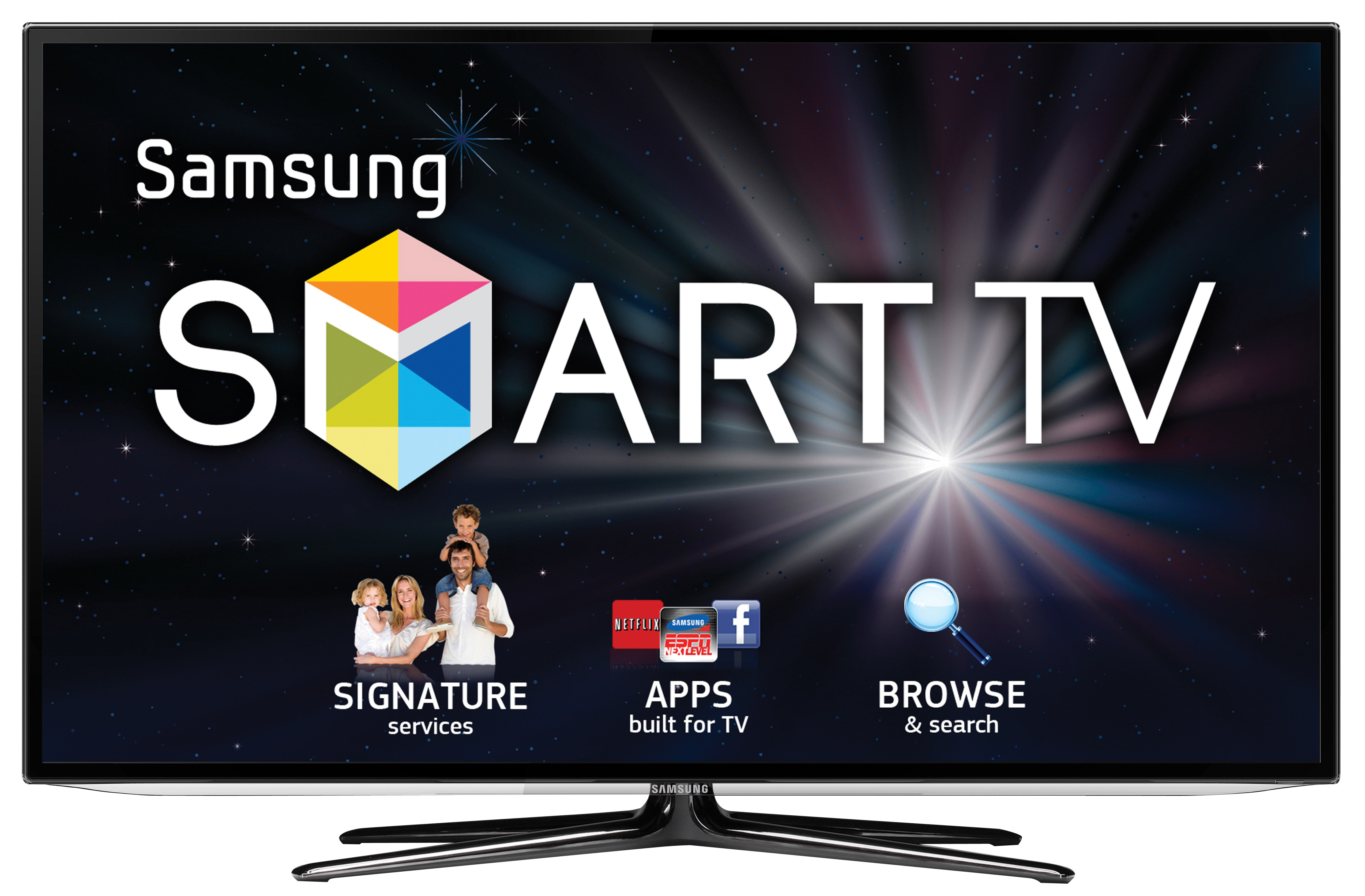 Scaricare App su Smart Tv Samsung