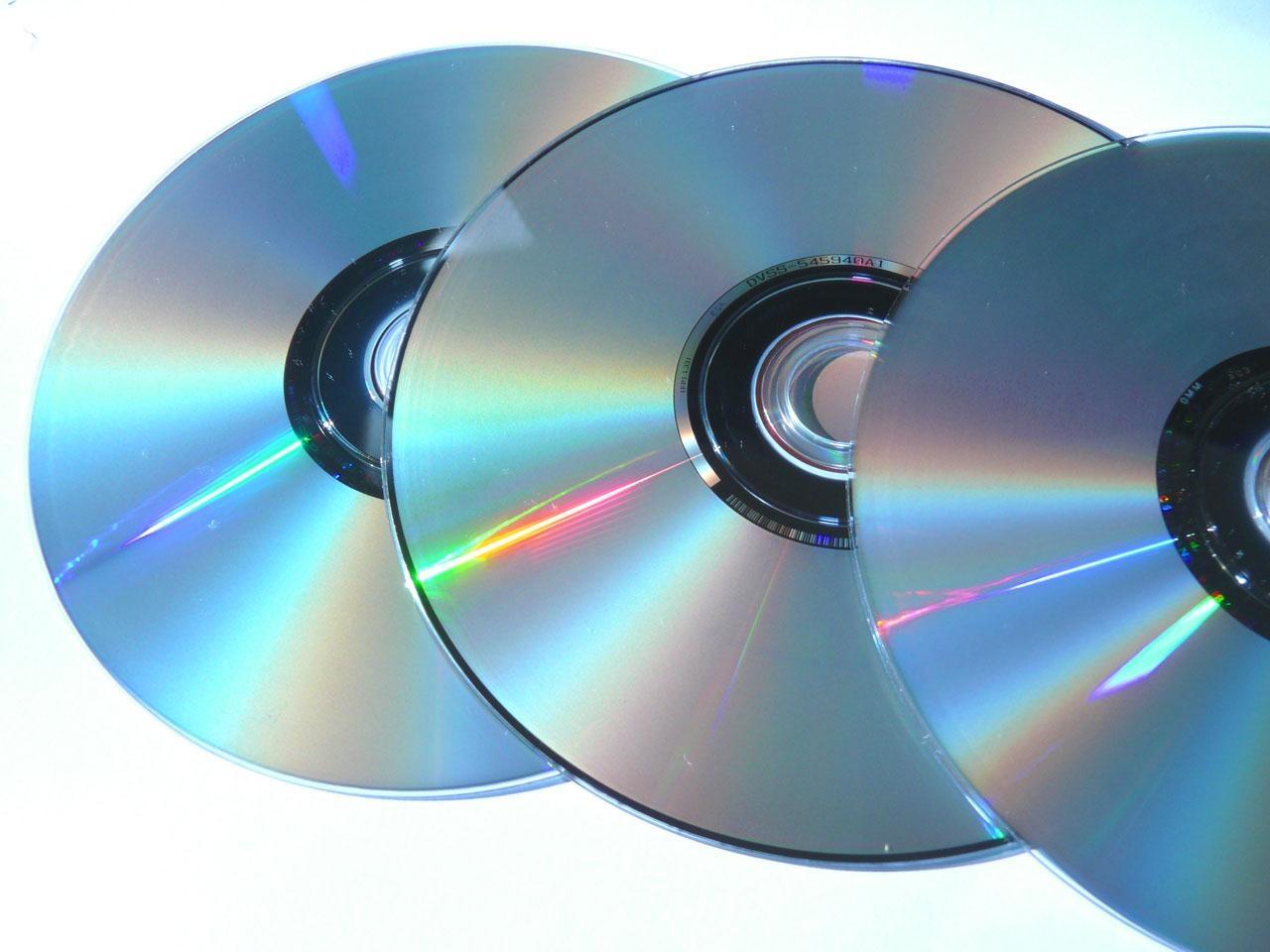 Come aggiustare cd graffiati