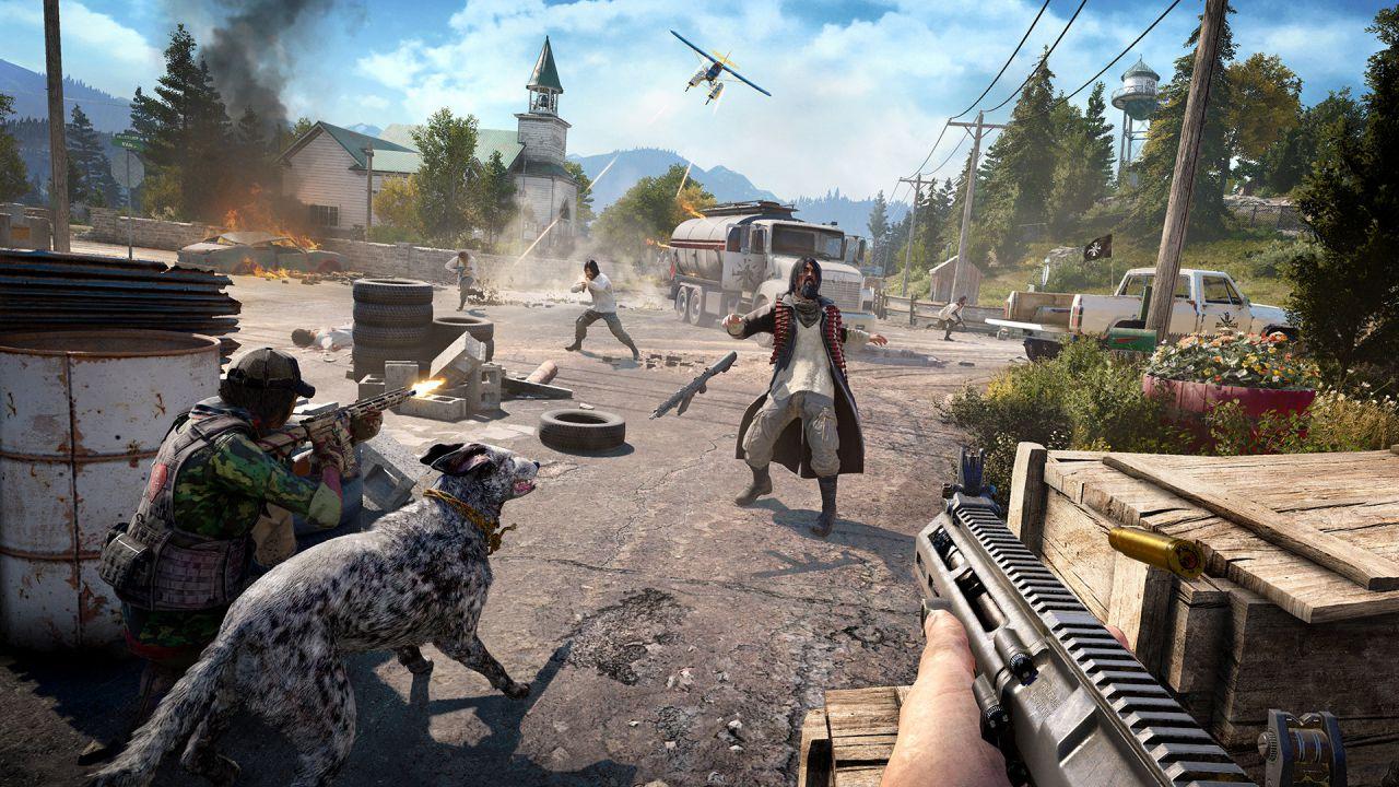 Far Cry 5 Pc Trucchi