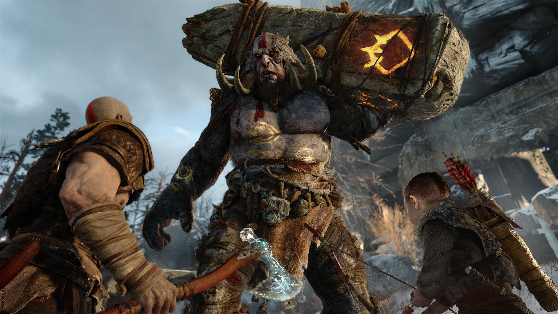God of War Ps4 Recensione
