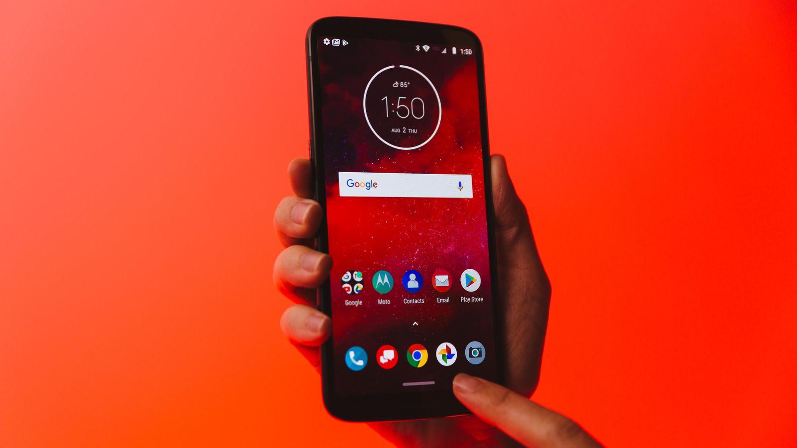 Motorola Moto Z3 Recensione