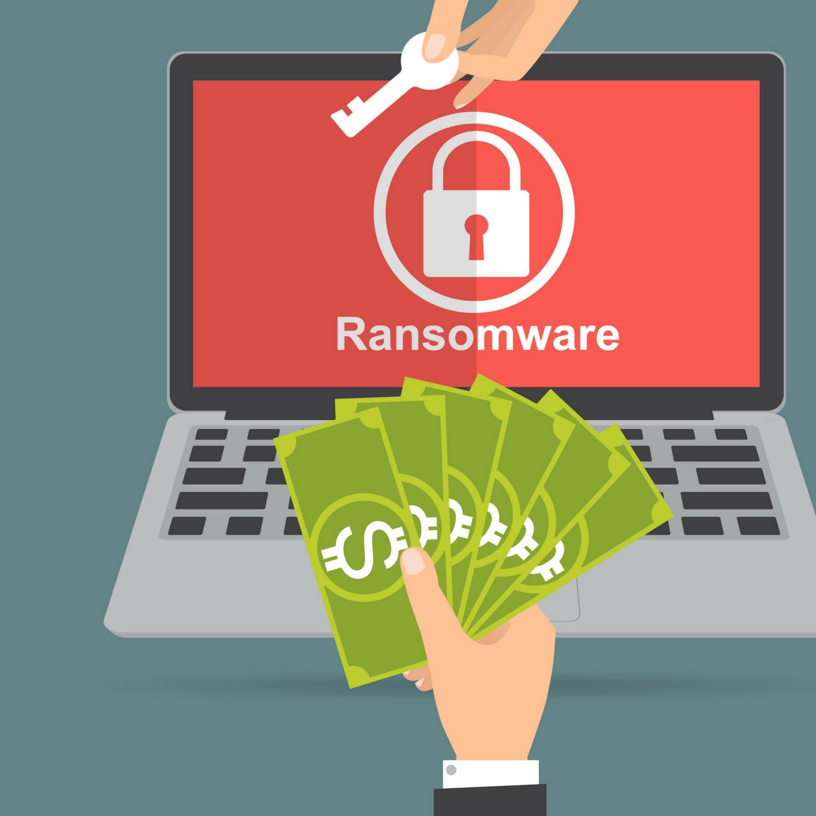 Ransomware Significato
