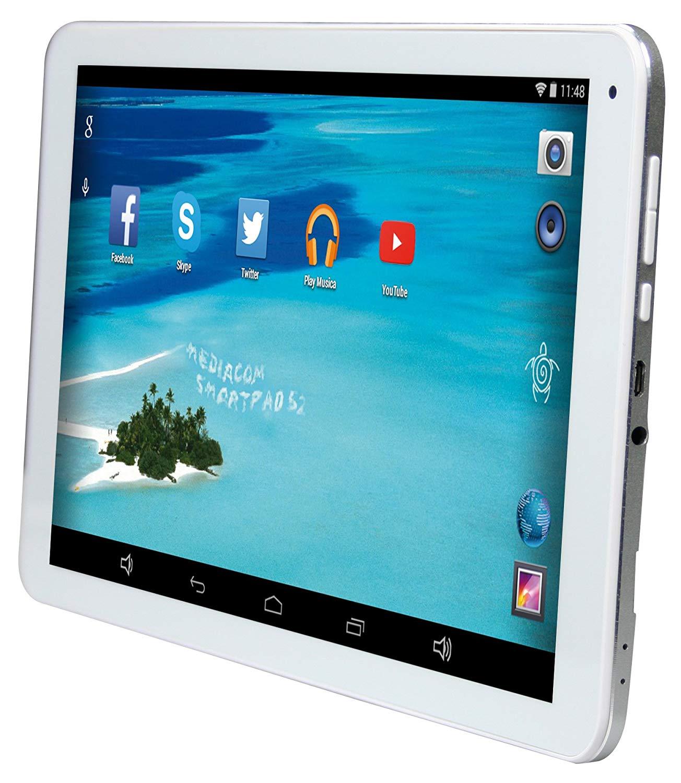 Come resettare tablet Mediacom S4