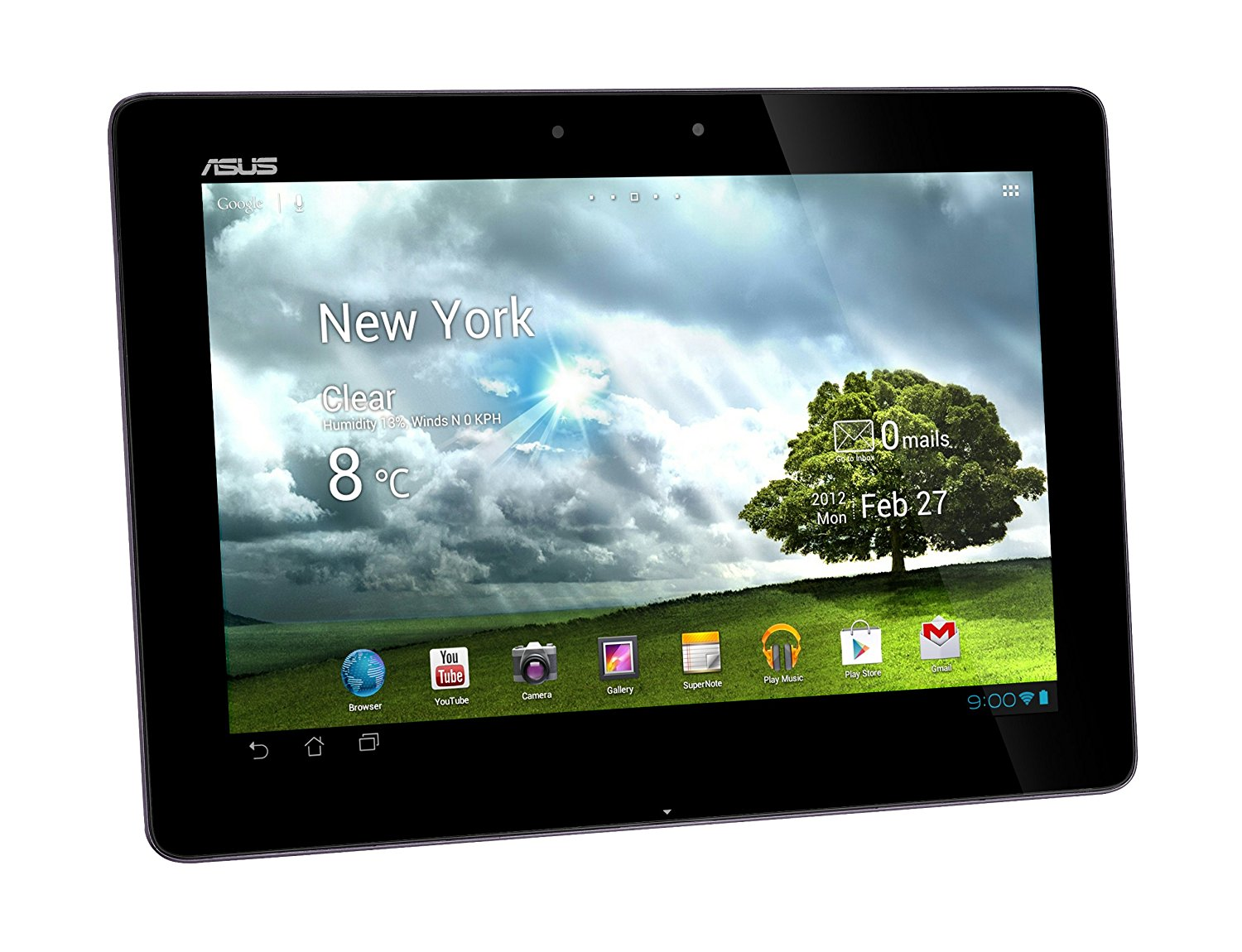 Come resettare Tablet Asus