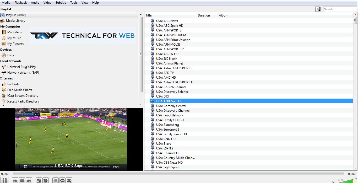 Come editare file M3U