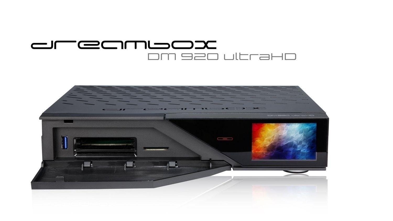 Dreambox DM920 UHD 4k Triple Tuner