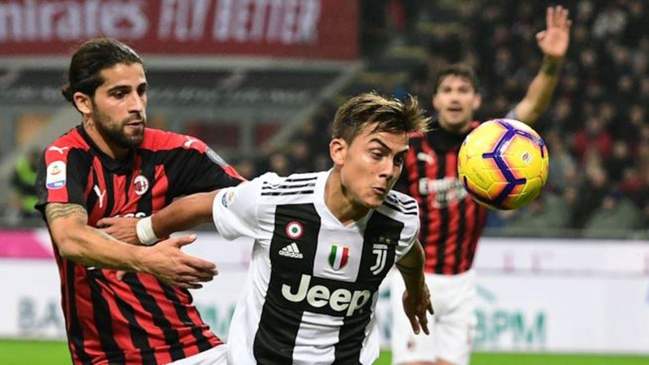Milan Juve supercoppa 2019