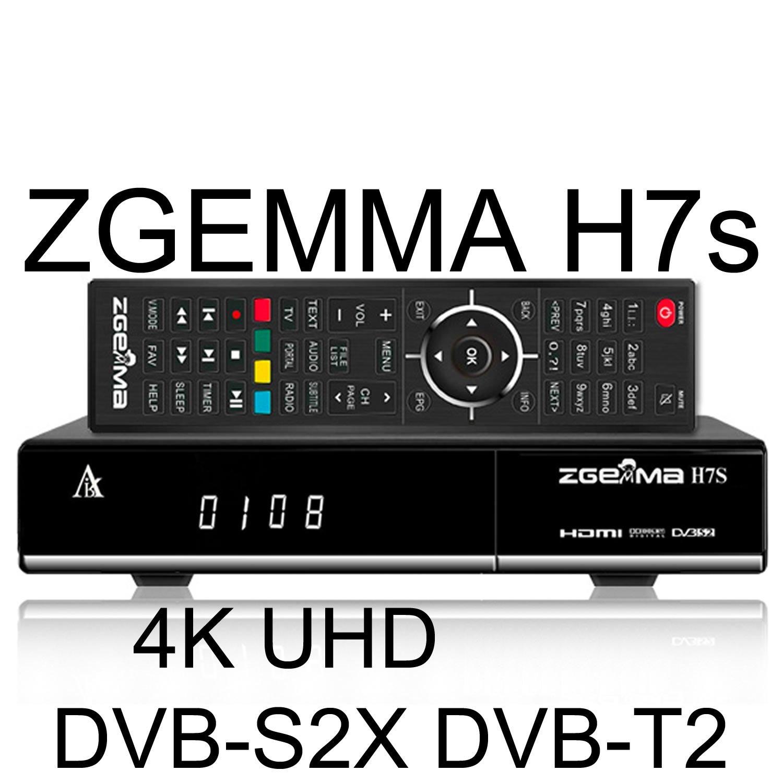 Come caricare firmware su zgemma H7S