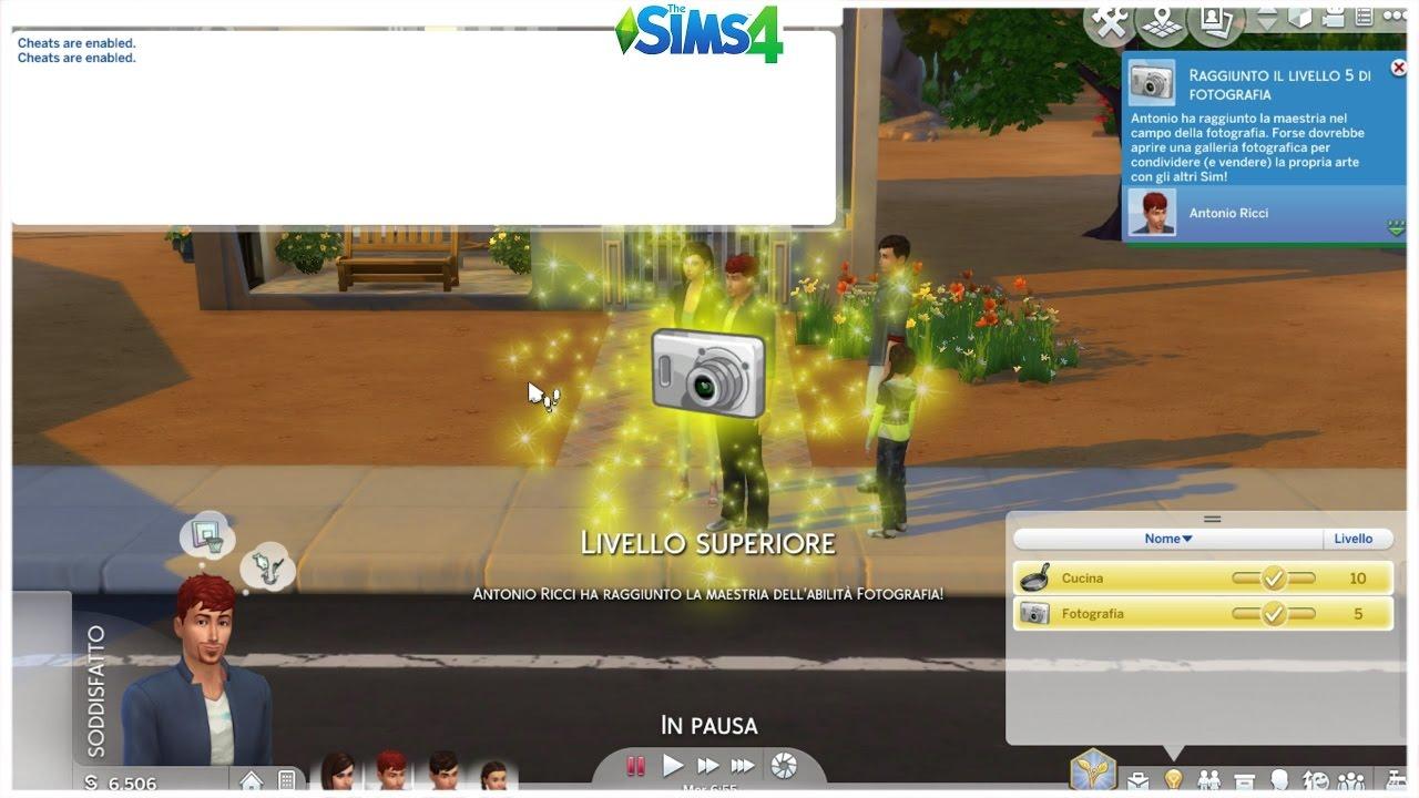 Trucchi The Sims 4 soldi infiniti