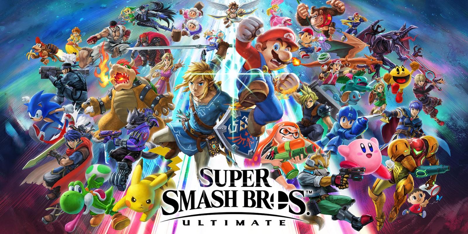 Come sbloccare personaggi super smash bros ultimate
