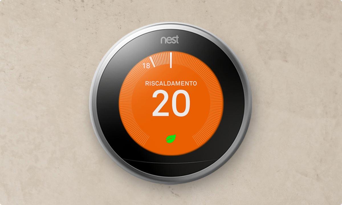 Come installare Termostato Nest