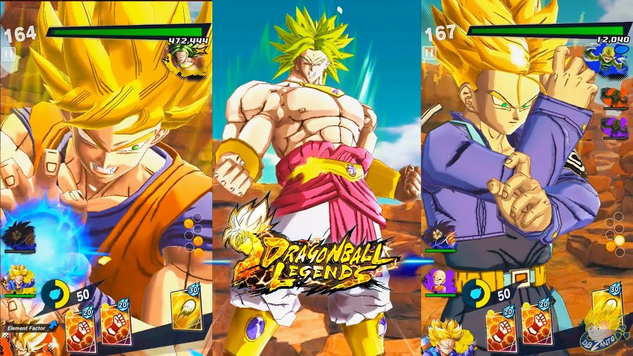 Come recuperare account Dragon Ball Legends