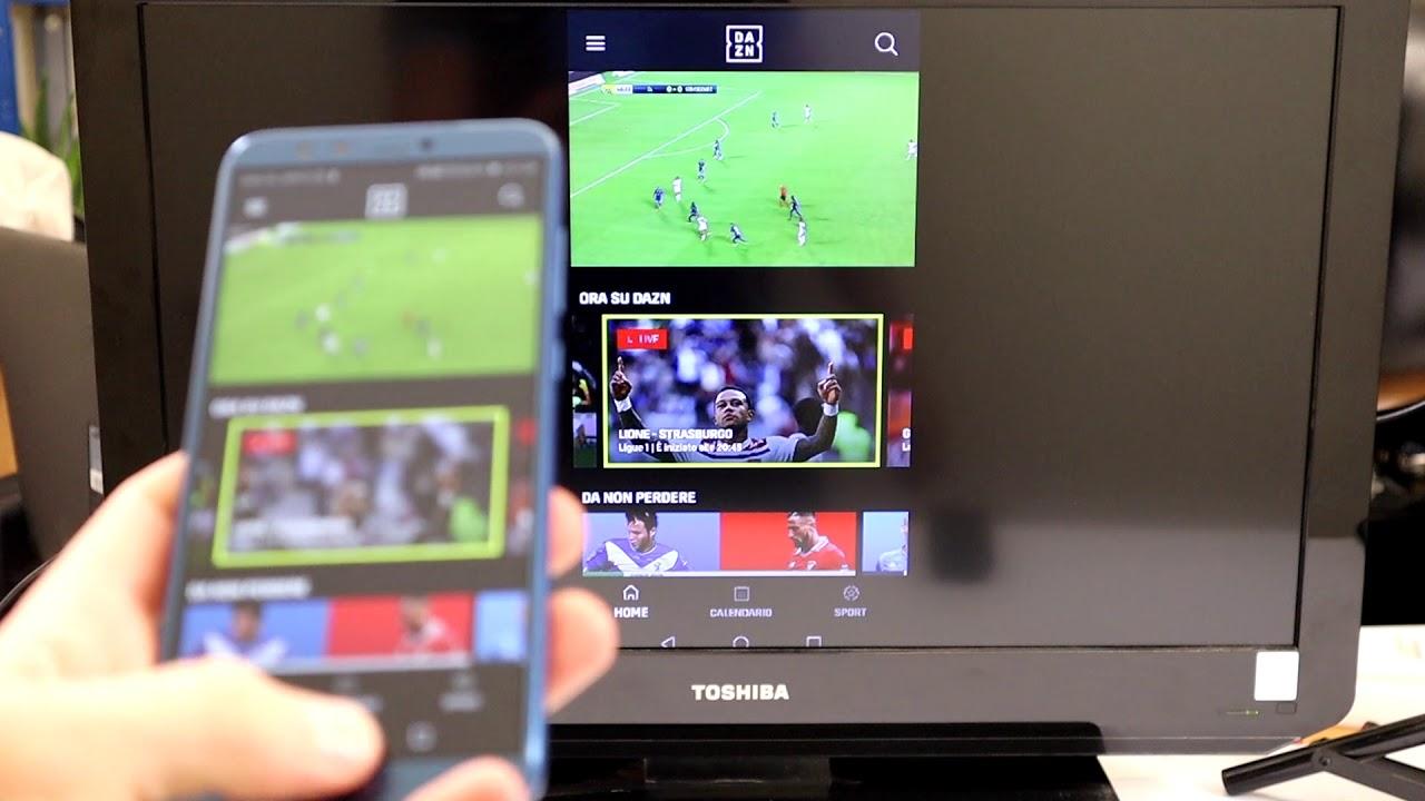Come collegare Xiaomi alla Tv