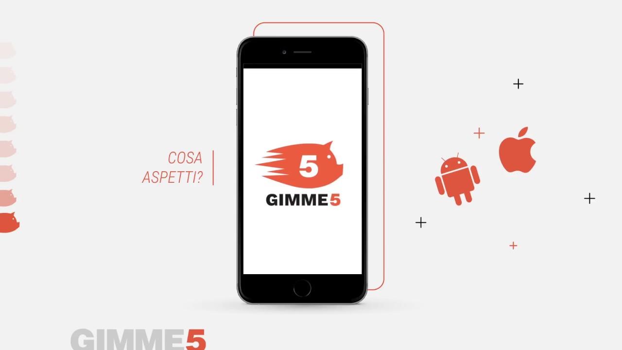 Come funziona Gimme5
