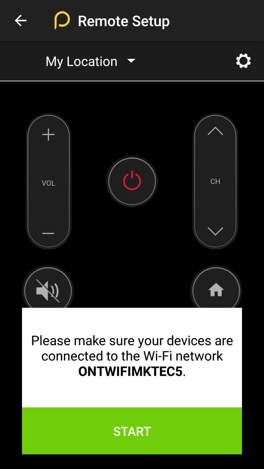 Come eliminare Peel Remote