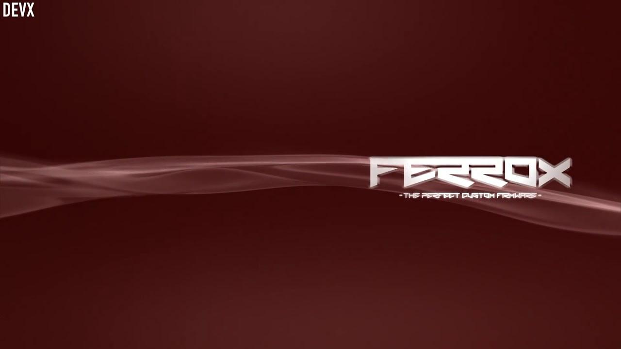 Ferrox Ps3 Custom Firmware