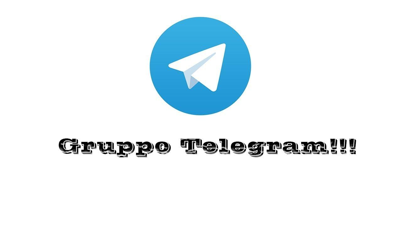 Gruppo Telegram Informatica