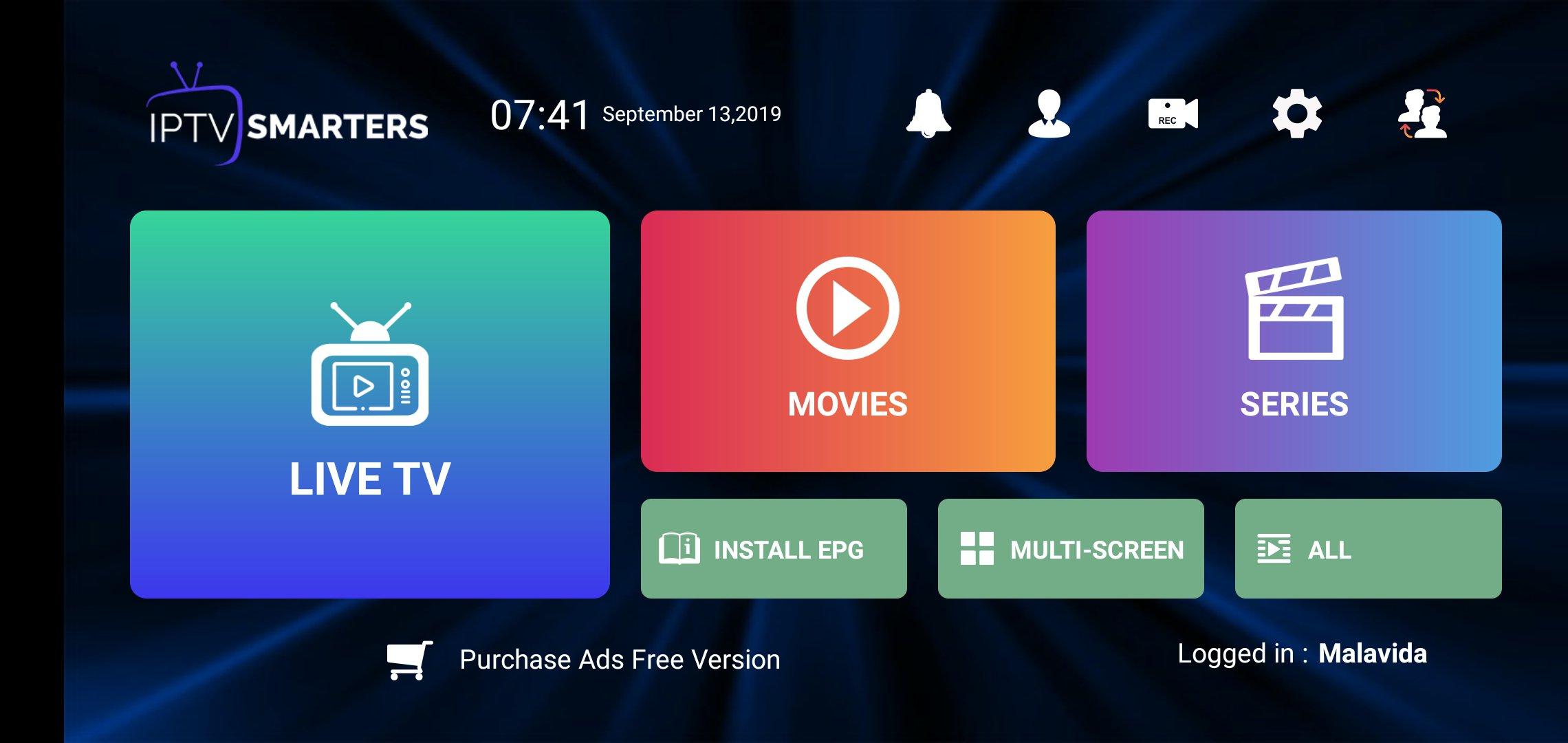 Come installare Iptv Smarters su Samsung