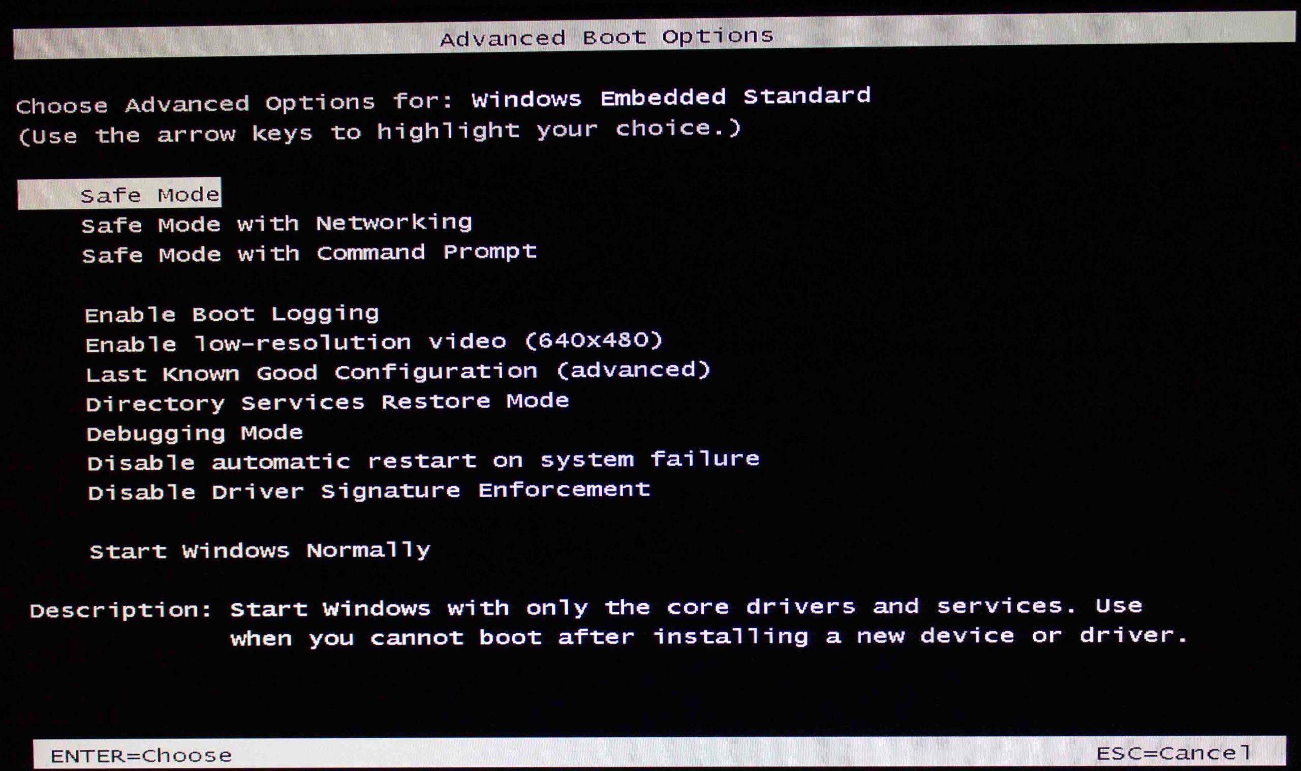 Windows Xp Modalità Provvisoria